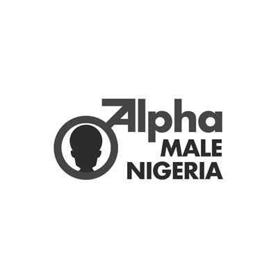 alpha male - black
